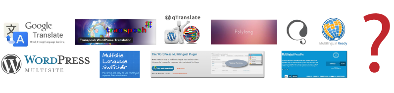 WordPress Multilanguage Plugins