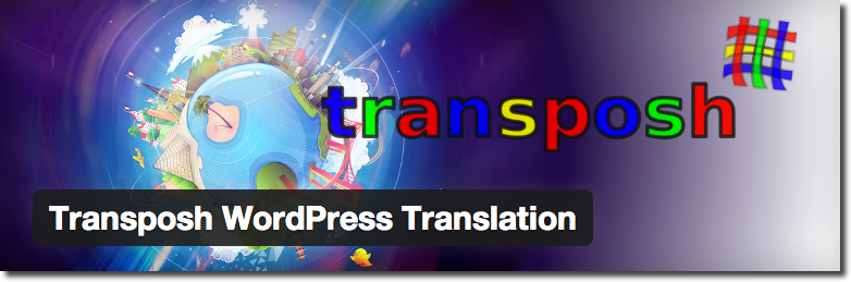 Transposh WordPress Traduction Extension