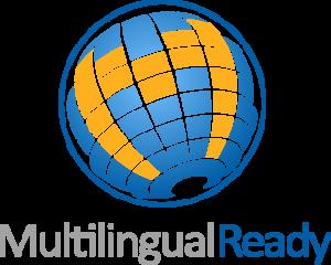 WPML Multilingual ready logo