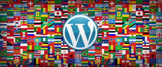 Wordpress Internationalisation Localisation
