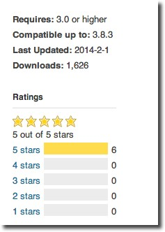Zanto ratings