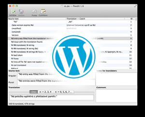 Poedit and Wordpress