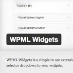How to Translate Widgets with WPML