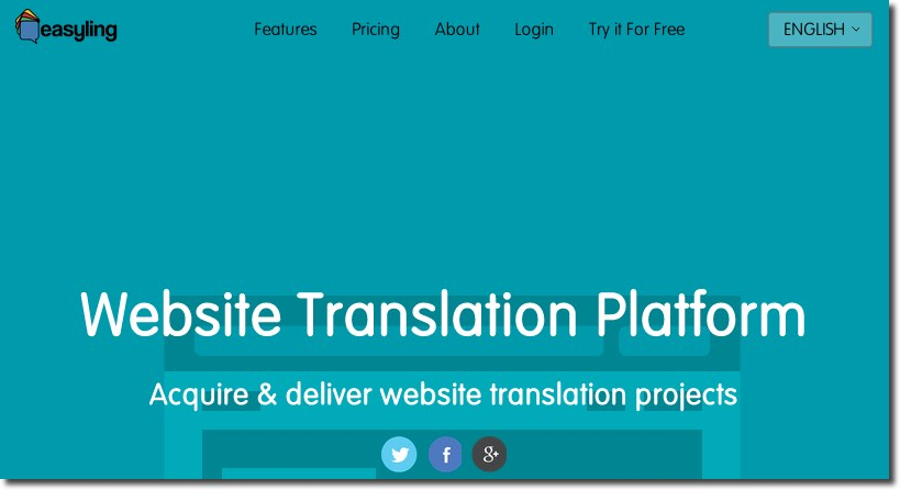 Easyling Traduction Proxy