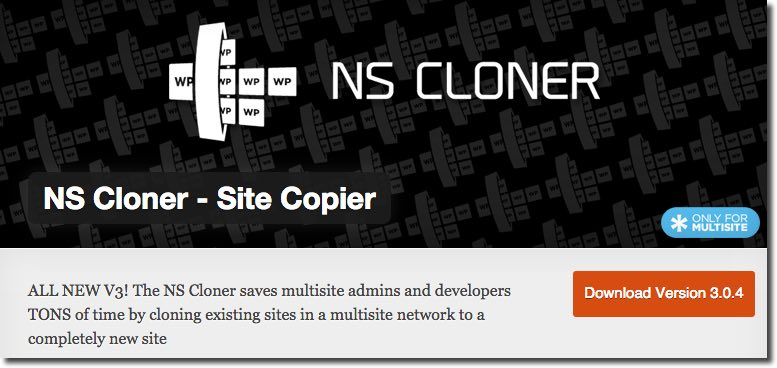 Ns Cloner Site Copier Plugin