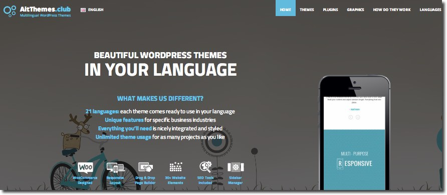 AitThemes WordPress en tu idioma