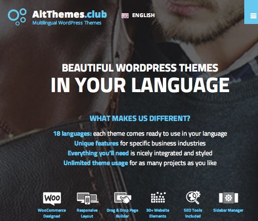 AitThemes club Homepage