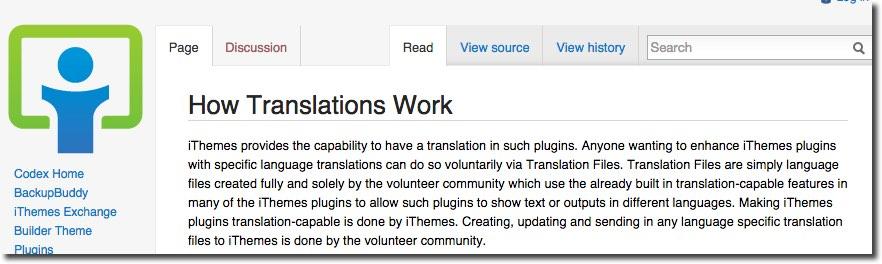 iThemes translation