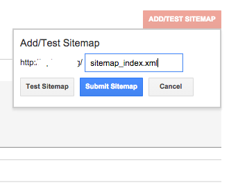 Add sitemap subfolders