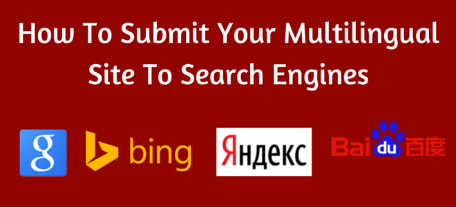 Submit site to Google Bing Yandex Baidu - Featured Image
