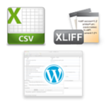 Translate wordpress csv xliff - Featured image